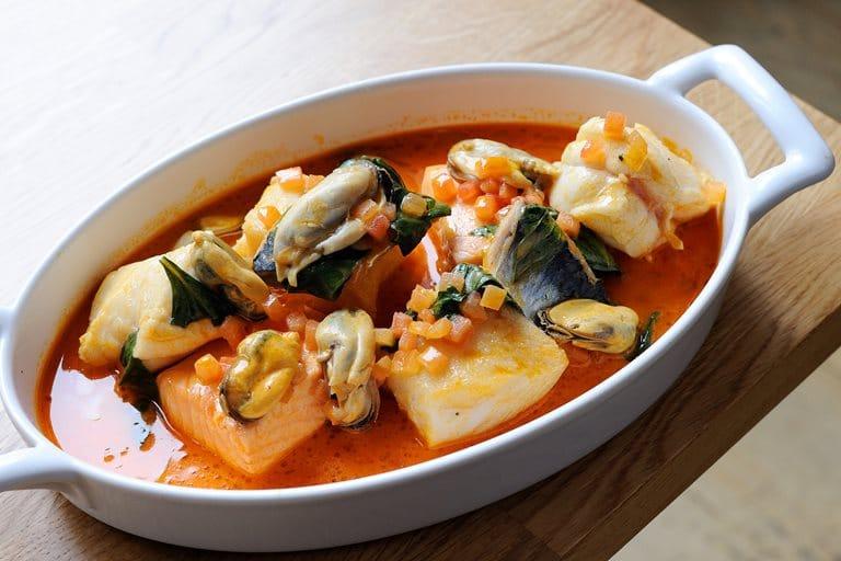 Hotový recept na bouillabaissu