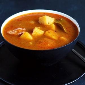 Hotový recept na bramborový guláš