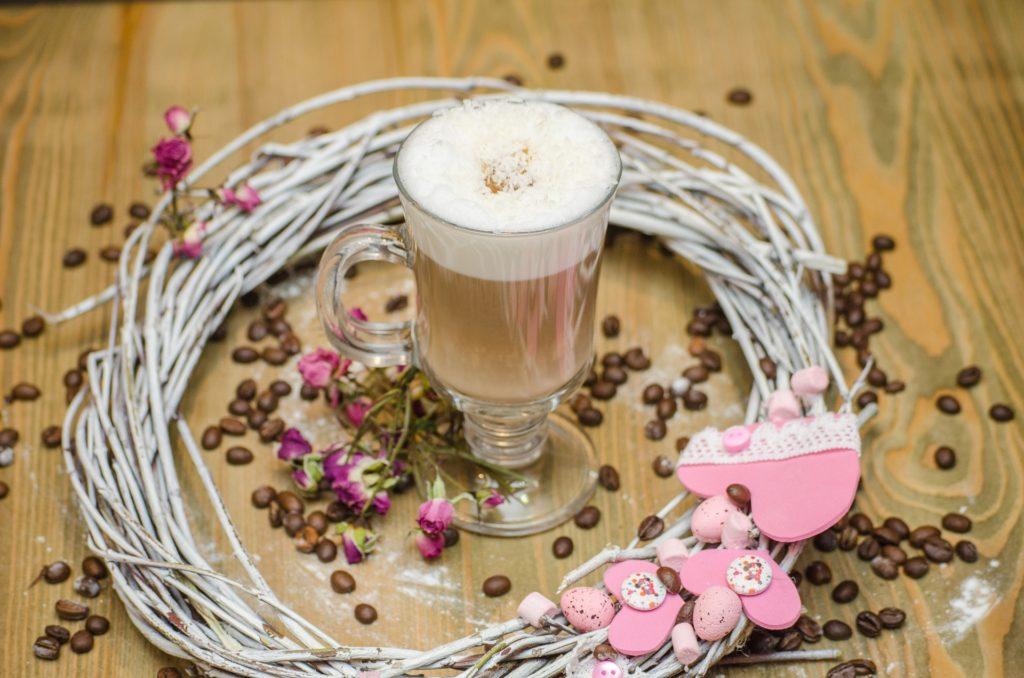 Smetanová káva