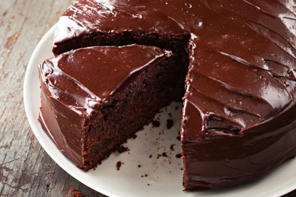 výborný dort z čokolády