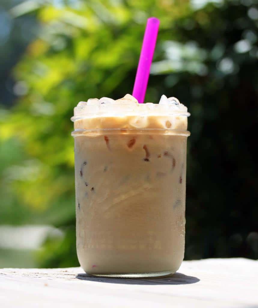 Recept na domácí ledovou kávu