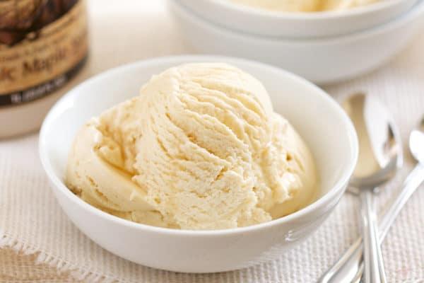 domácí zmrzlina ze smetany