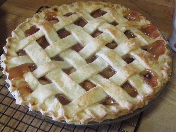 Nekynuty jablecny kolac