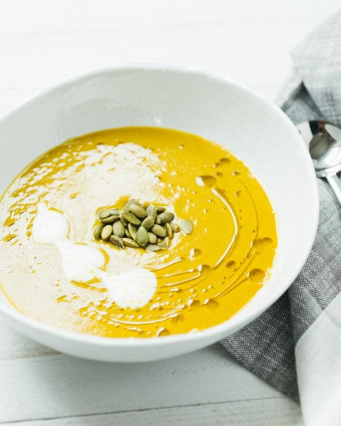 Recept na kari polévku