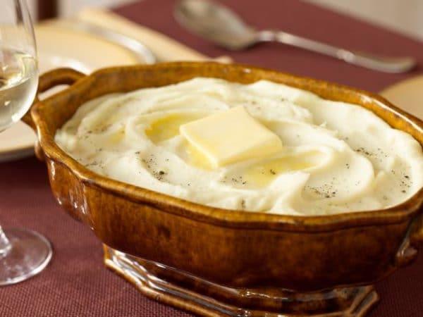 Klasická bramborová kaše