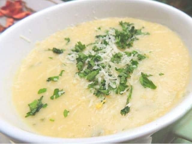 Recept na kmínovou polévku