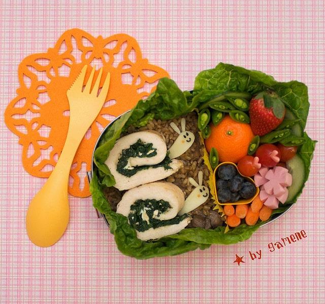 Hotový recept na kuřecí roládu se špenátem a sýrem