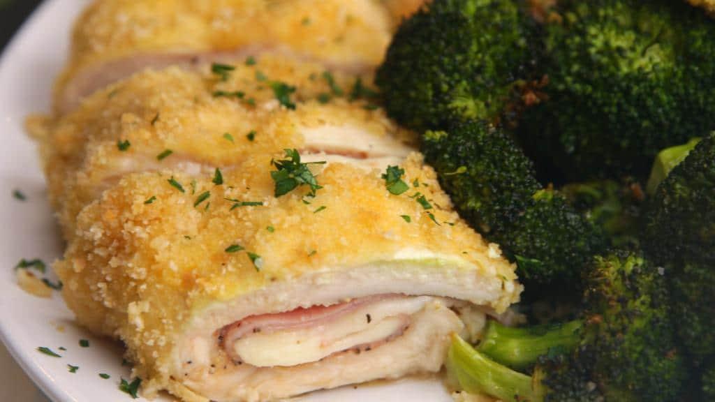 Recept na kuřecí závitky