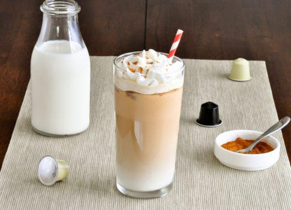 Ledové Café latte