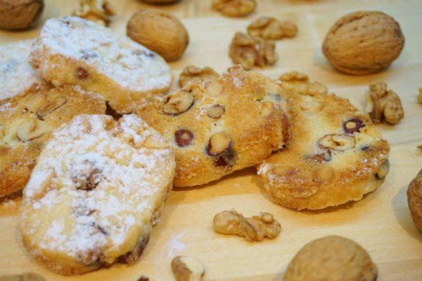 Masarykovo cukroví s vlašskými ořechy