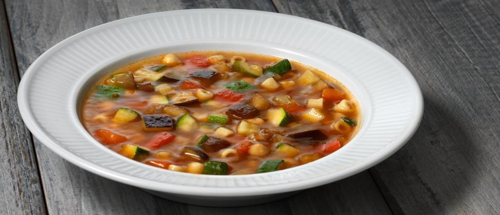 Hotový recept na minestrone