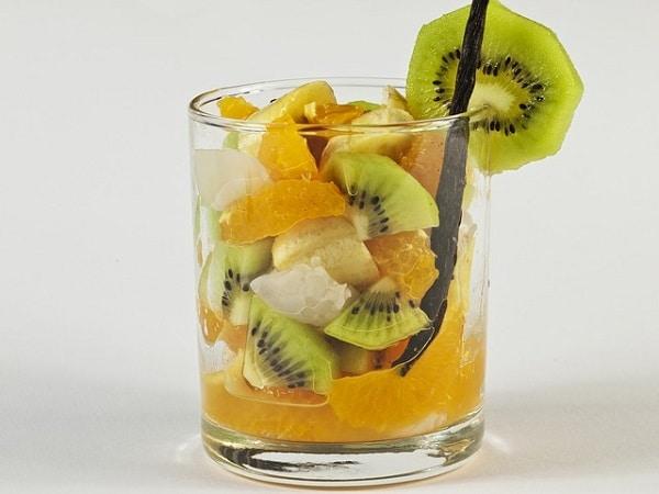 Hotový recept na skvělý salát z kiwi