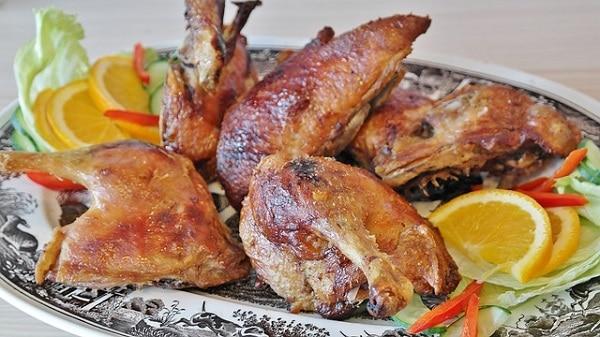 Hotový recept na pečenou drůbež - výtečná pečená kachna