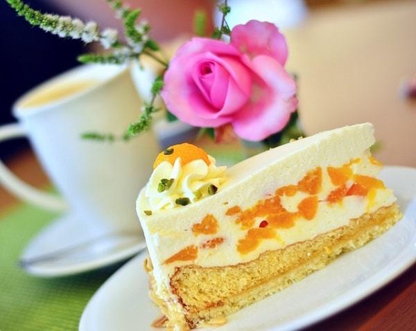 Hotový recept na výtečný mandarinkový dort
