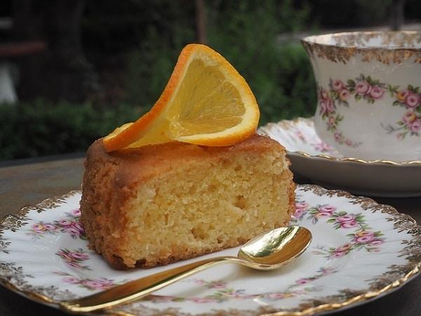 Hotový recept na výtečný pomerančový koláč