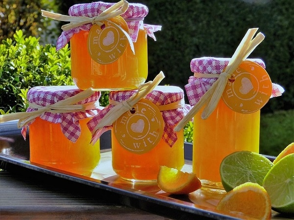 Hotový recept na výbornou pomerančovou marmeládu