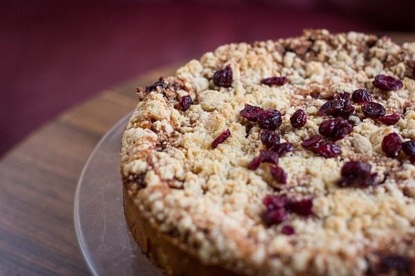 Hotový recept na výborný rebarborový koláč