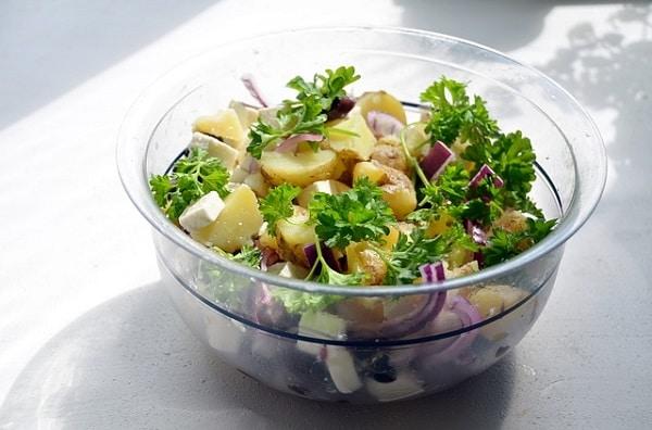 Hotový recept na skvělá bramborový salát