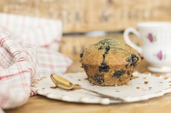 Hotový recept na chutné borůvkové muffiny