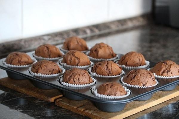 Hotový recept na výborné kávové muffiny