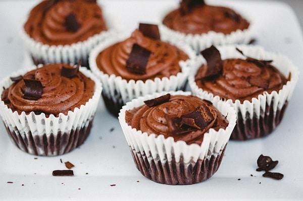 Hotový recept na nejlepší čokoládové muffiny