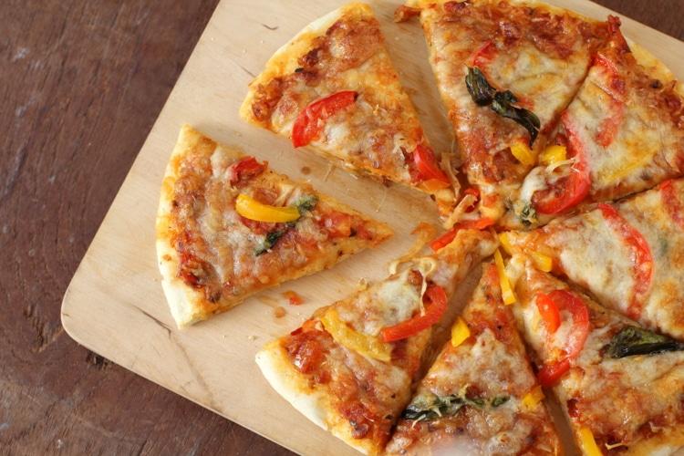 Recept na těsto na pizzu