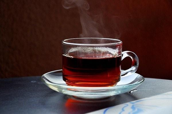 Recept na chutný šípkový čaj