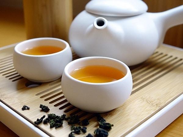 Recept na nejlepší zelený čaj