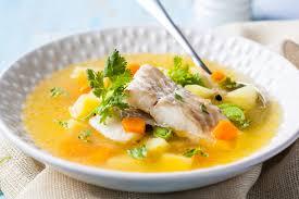 Rabí polévku lze rychle uvařit například z filé.