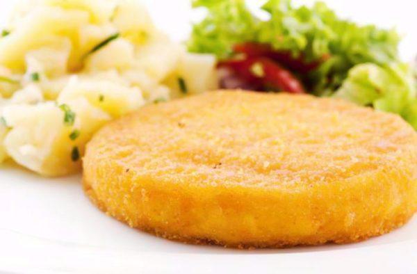 Smažený sýr bez smažení