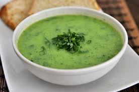 Hotový recept na špenátovou polévku