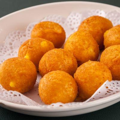 Recept na sýrové kuličky