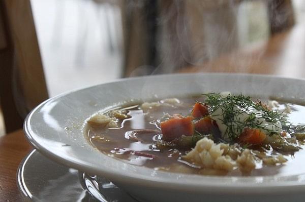 Hotový recept na skvělou vánoční rybí polévku