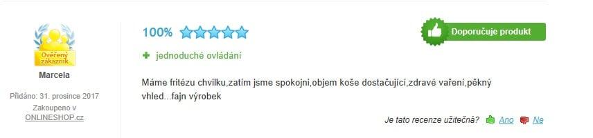 Hrnec Sencor SFR - recenze 2