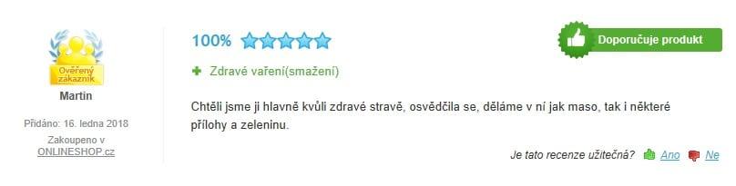 Hrnec Sencor SFR - recenze 4