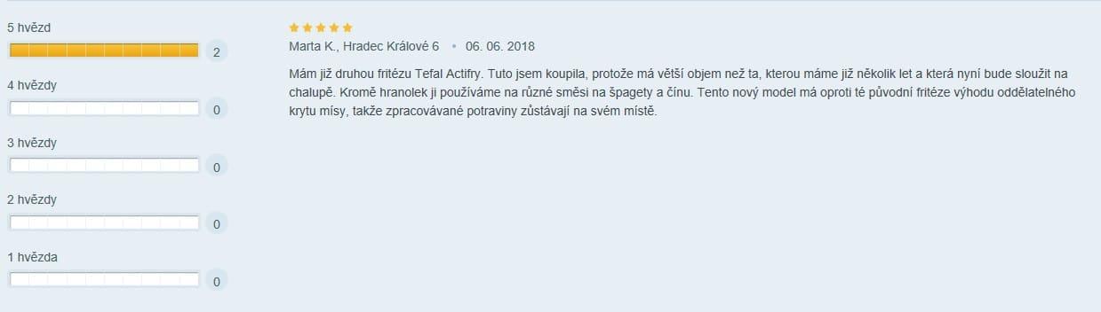 Hrnec Tefal AH960830 Actifry Genius XL - recenze