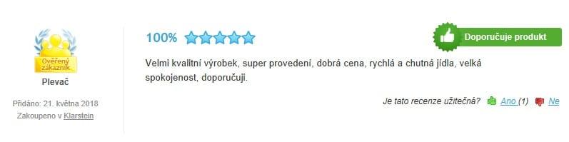 Klarstein VitAir Turbo - recenze 2