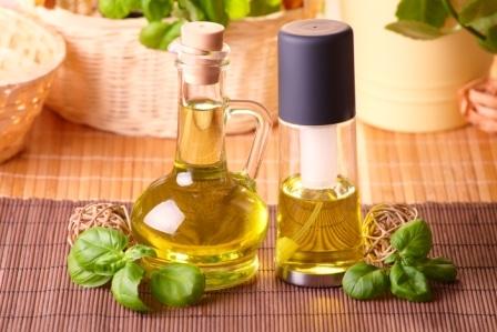 Klasický olej a olej ve spreji