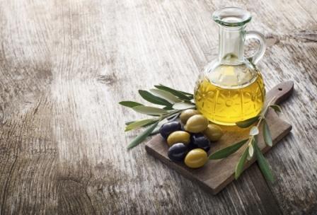 Olivový olej patří mezi typické neutrální potraviny dělené stravy.