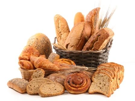 Obsah živin nebo druh mouky, to vše ovlivňuje vzhled pečiva.