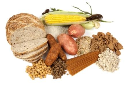Sacharidy obsahuje například celozrnné obilí nebo téměř všechny luštěniny.
