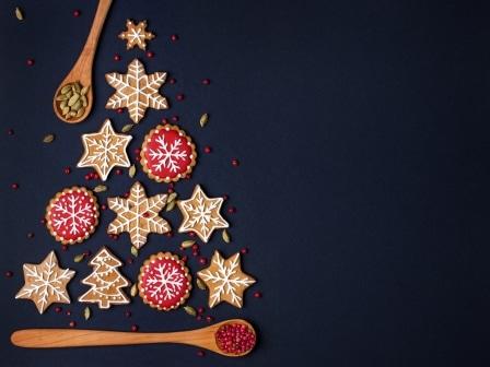I takovou klasiku jako jsou vánoční perníčky lze vykouzlit zdravěji.