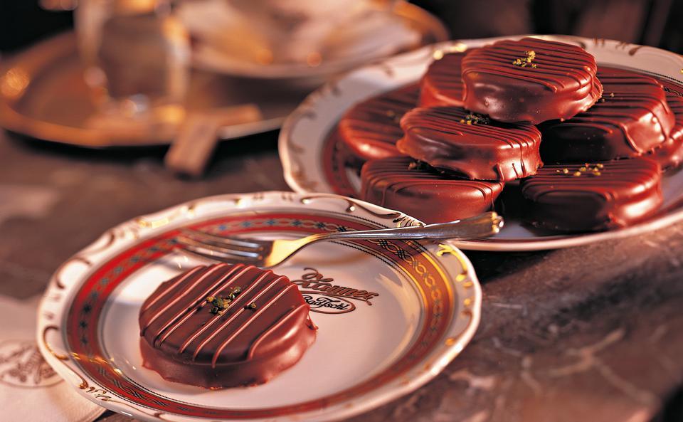 Klasické išelské dortíčky podle rakouského receptu