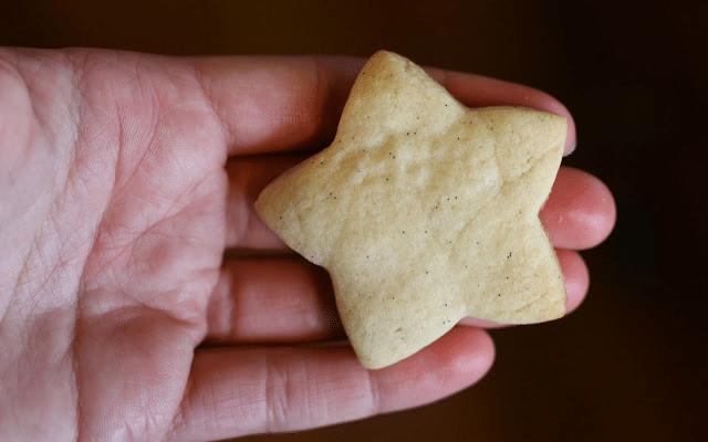 linecké s medem ve tvaru hvězdičky