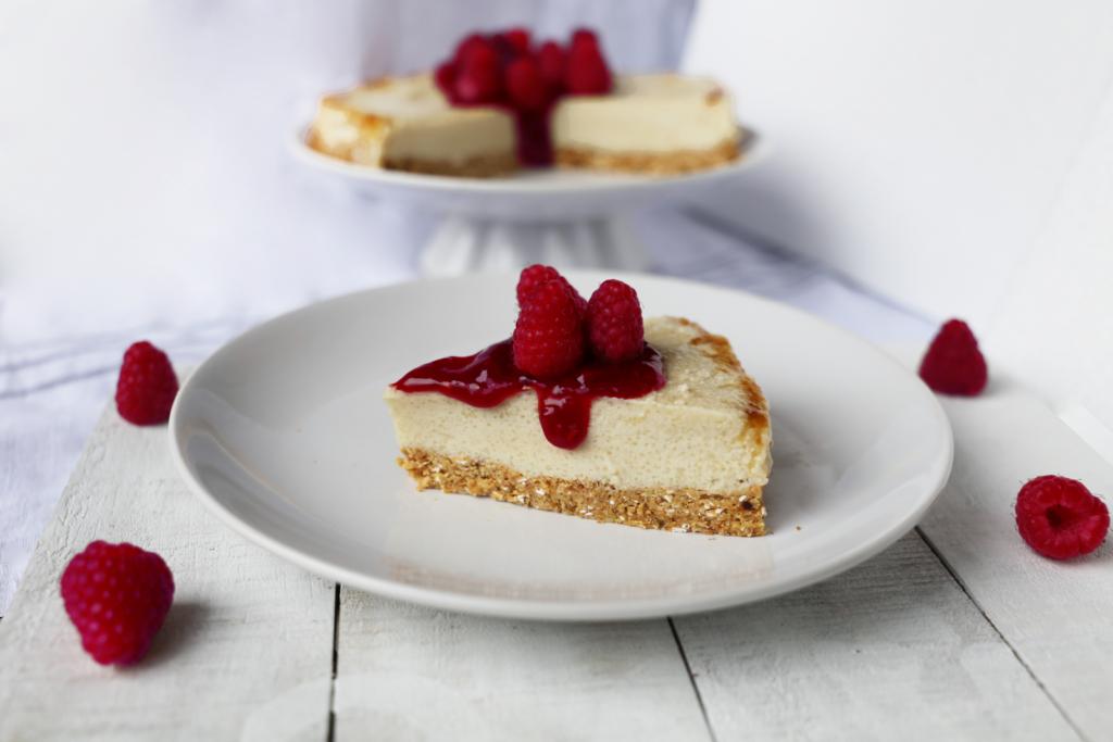 nepečený cheesecake po vegansku