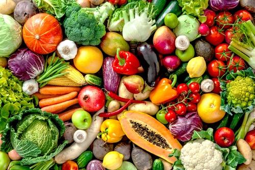 zeleninu můžete jíst nekonečně, z té se nepřibírá