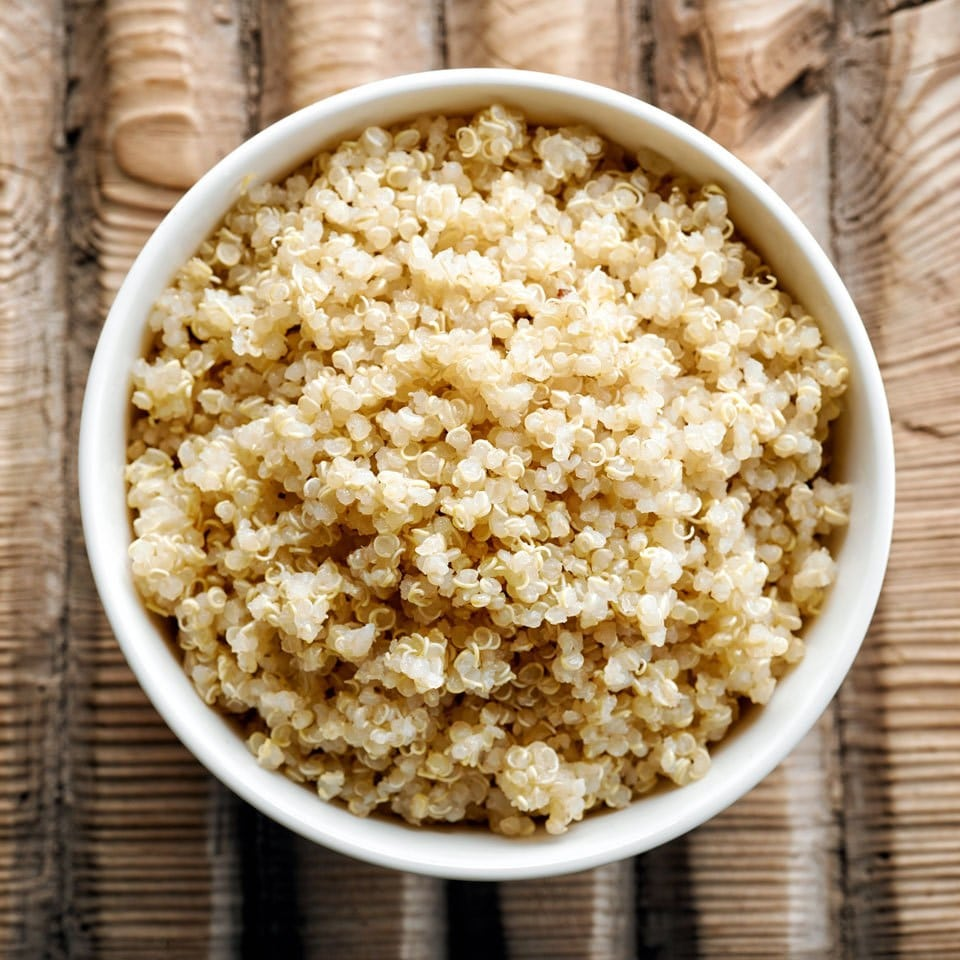 quinoa a základní recept