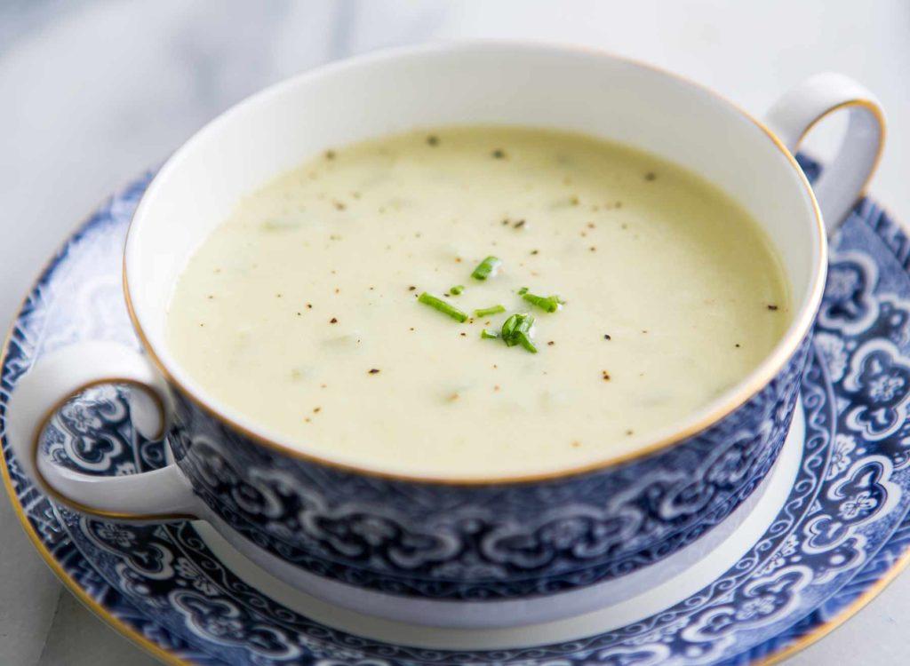 krém z řapíkatého celeru: recepty na polévky