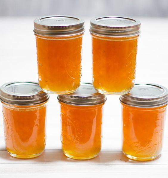 Recept na domácí marmeládu z dýně.