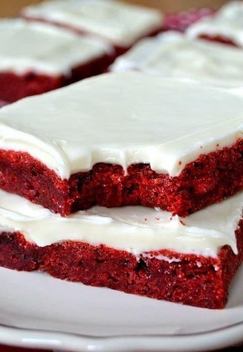 Recept na sametový koláč s červenou řepou.